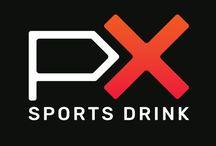 PX SPORTS DRINK www.pxbebida.com / PX Sports Drink - Bebida para Deportistas