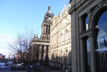 Leeds City Gallery / Stone Edge was employed by Leeds City Council to restore sections of the façade, re-point stone masonry and repair various locations of heavy impact damage.