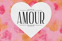 Amour Font / Amour is a romantic handwritten retro inspired font by Cultivated Mind. This type face includes 4 fonts (basic/thin/ornaments/frames) and four weights. Amour works lovely for stationery, valentine's day, magazines, weddings, invitations, websites and anytime you would like to express your love.  Amour will be released soon on http://www.myfonts.com/   http://www.youworkforthem.com   www.fontspring.com