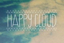 Happy Cloud Font / Happy Cloud is a fun, tall handwritten font created by Cultivated Mind. This font features five font weights (Light/Regular/Bold/Black/Heavy).