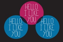Hello I Like You Font / Hello I Like You is fun, casual and works great for any of your design needs.