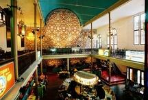 Favorite cafés and restaurants
