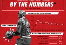 SPORTS INFOGRAPHICS / by Cameron Michl