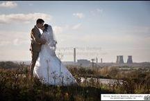 Wedding Portraits & Kisses / Wedding Portrait Photographs by Philip Bedford Wedding Photography. Visit the website www.pbweddingphotography.com