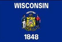 Love for Wisconsin / We love Wisconsin!