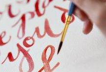Hand Painted Type