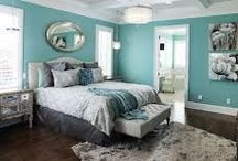 Turquoise ideas / for turqoise room ;)