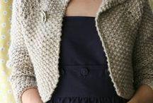 Knitting / Crochet /Felting /   / by Andrea Fellows
