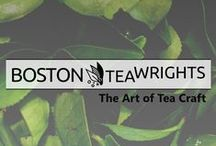 The Craft of Tea / the art, the science, the adventure behind creating the cup you love