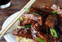 # F O O D / Asian Food. Miam !