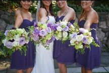 Wedding: Lavender and Green Dreams