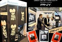 Salon de la Photo 2014 / Le Hug Me est au Salon de la Photo 2014 !!
