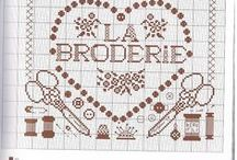 Grilles brodeuse couture