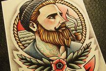 Tatuaggi / #ink  #only ink  #tattoos