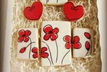 Valentínske mydlá-inšpirácia
