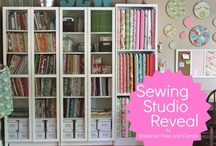 Sewing Studio / by Kayla C. Freeman