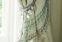 Drapery Ideas and Inspiration - Dazzling!