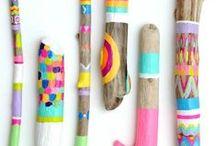Kid Crafts / Basteln mit Kindern