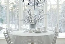 Light the Way! / Chandeliers, sconces, table and floor lamps, pendants