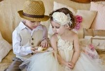 Wedding: Flowergirls & Ringbearer
