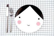 Kids Tableware / Geschirr