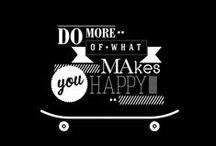 Positive Inspiration for Life and Skating! / Inspirational quotes #skateboarding #skatertrainer #positive #skatertrainer