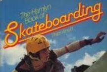 Old School Skateboarding / A throwback to boards, pictures, and old skate stuff. #skatertrainer #skateboard #skateboarding