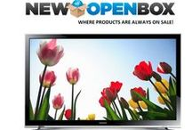 LCD & LED TVs - Electronic Deals / At Newopenbox.com you can find best deals on all electronic items such as LCD Tv & LED Tv. All Products are listed with Huge Discounts and you can also get the free shipping on all the items.