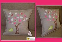 Eniko's Patchwork Pillows