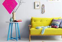 Interieur inspiratie / by Angélique Batelaan