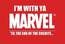 MARVEL / Because every geek loves MARVEL. / by Sasha