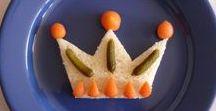 Koningsdag lunch Bento / Lunch ideëen voor de leukste dag van het jaar: Koningsdag! Maak een leuke lunch voor kleine koningen en koninginnen, prinsen en prinsessen. Geef het mee naar school de dag voor Koningsdag in de broodtrommel, lunchtrommel, lunchbox of bento box. Of eet het gezellig met elkaar op de dag zef.