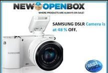 Open Box Camera & Camcorders / Buy open box camera & camcorder at very cheap prices,