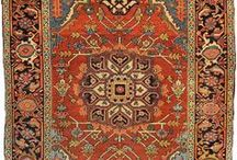 THE KAREL WEIJAND GALLERY COLLECTION / ANTIQUE AND DECORATOVE CARPETS, RUGS RUNNERS & TEXTILES