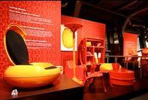Atomium - Orange Dreams [Temporary Exhibition: 26.11.2014 - 25.05.2015] / #Orange #Dreams shows through its installations the playful and most original aspects of #plastic #design. The plastic objects come from the extraordinary #Plasticarium private collection.  #Golden #Sixties #modern #consumerism #atomium #bruxelles #brussels #brussel #expo #exposition #exhibition #tentoonstelling #musée #museum #musea #visite #visit #bezoek #art #kunst #midcenturymodern #midcentury #retro #vintage #orange #plasticarium #adamuseum