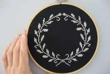 EMBROIDERY /BRODERIE