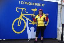 The Ride to Conquer Cancer 2014 / An epic 200 km ride to raise money for cancer research
