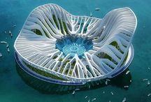 Futuristic architecture / NEO FUTURISM / by R U T H S H E N