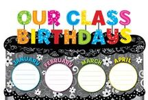 Birthday Celebration Classroom Theme / They may only come once a year but the anticipation and arrival of a birthday can be all consuming for kids. Drawing attention to those special days at school with some form of recognition will bring the receiver much pleasure. Birthdays can be spotlighted with cards, awards, wristbands, charts , pencils and even personalised stickers. It is nice to be made to feel special and birthday gifts do just that!