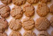 Recetas de Galletas / Mis mejores recetas de galletas, como galletas con pepitas de chocolate y galletas de limón!