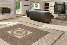 Perfect Patterned Tiles / A look at some of our exquisite patterned tiles.
