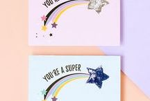 Handmade Card Ideas / Lots of ideas for handmade greetings cards for all occasions.