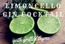 Drinks Recipes / A collection of recipes for all kinds of drinks -- alcoholic and non-alcoholic!