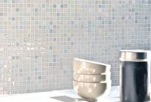 Modern Mosaics / Choose your perfect mosaic wall tiles from classic glass mosaic tiles to the latest silver mosaic tiles. If you require mosaic floor tiles please see the R11 anti slip tiles perfect as wet room tiles or for swimming pools.