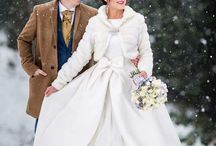 Our winter wedding