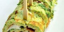 Roll it up lunch / Inspiratie, tips, advies, ideëen, recepten voor een gevarieerde en gezonde opgerolde lunch. Leuk om je kinderen mee te geven naar school in de lunchtrommel, broodtrommel, lunchbox, bento box. Sushi rolls, pinwheels, groente en fruit. Maak rolletjes van groente in ham of kaas. Hartige rolletjes van torilla en ommelet. Zoete rolletjes met fruit, pindakaas, nutella. Ook voor moeilijke eters. Lekker als lunch maar ook als snack of borrelhapje bij een feestje.
