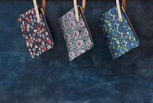 Handcrafted Accessories by Botanique Workshop / At Botanique Workshop in London, we make a range of accessories by hand. Our talented craft folk create unique pieces to add an individual element to any outfit. Our range of Liberty print accessories are particularly popular – the printed Liberty bow tie and pocket square turn an ordinary suit into something with character for a special occasion or grooms's wedding outfit.