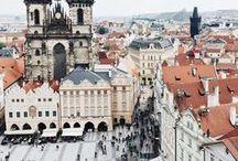 Travel Inspiration: Prague / Travel inspiration for Prague, Czech Republic