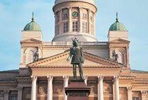 Travel Inspiration: Helsinki / Travel inspiration for Helsinki, Finland