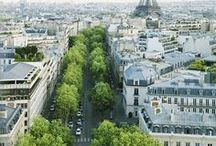 Travel Inspiration: Paris / Travel inspiration for Paris, France